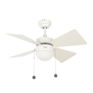Lucci Air Breezer White Ανεμιστήρας Οροφής