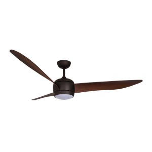 Beacon Lucci Air Nordic Oil Rubbed Bronze DC Ανεμιστήρας οροφής