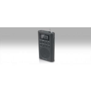 Muse M-02R Ψηφιακό Ραδιόφωνο Μπαταρίας/Ρεύματος