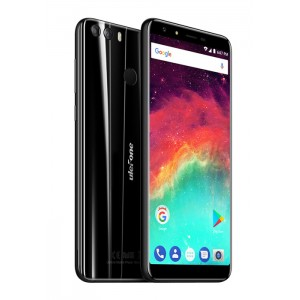"ULEFONE Smartphone MIX 2 5.7"", 4G, 2GB/16GB, 4 Core, Dual Camera, Black"