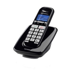 Motorola S3001 Black Ασύρματο Τηλέφωνο