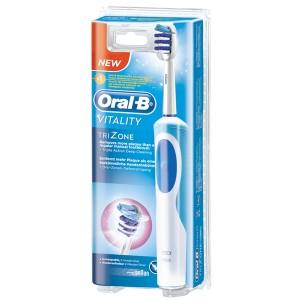 Braun Oral-B Οδοντόβουρτσα Vitality Dual Trizone