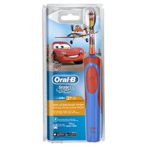 Braun Oral-B Οδοντόβουρτσα Vitality Kids Cars 3+
