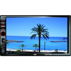 Osio ACO-7700 Ηχοσύστημα αυτοκινήτου 2 DIN με Bluetooth, Mirrorlink, USB, κάρτα SD, Aux-In, 7″