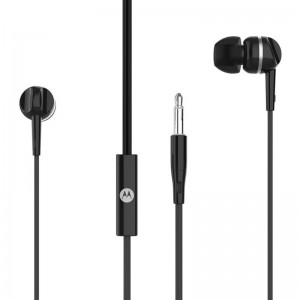 Motorola PACE 105 Black In ear ακουστικά ψείρες Hands Free