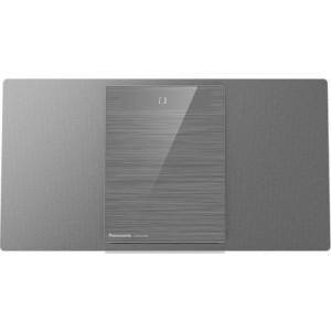 Panasonic Ηχοσύστημα Micro HiFi SC-HC400EG-S Silver