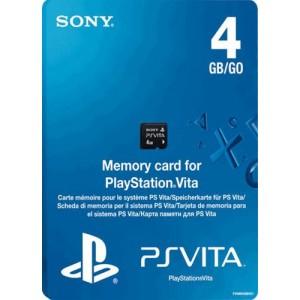 Sony Memory Card 4GB (PS Vita)