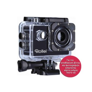 Rollei Family (40323) ActionCam Black