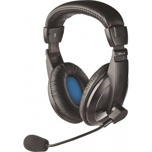 TRUST Quasar Headset for PC and laptop 21661