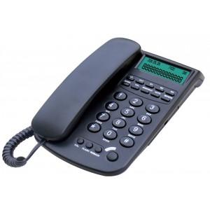 Telemax Σταθερό τηλέφωνο CID1062 Μαύρο