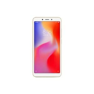 Xiaomi Smartphone MI Redmi 6A 32GB Dual SIM Gold