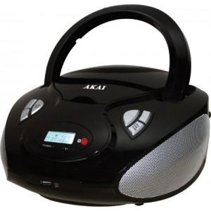 Akai APRC9236U Φορητό Ραδιόφωνο με CD/USB/SD