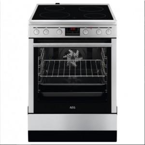 AEG Κεραμική Κουζίνα CCB6441ABM 73lt
