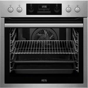 AEG EES331110M Εντοιχιζόμενος Φούρνος Inox 74lt A