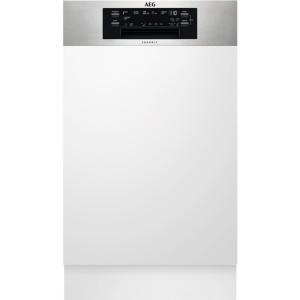 AEG FEE62400PM Εντοιχιζόμενο Πλυντήριο Πιάτων 45cm