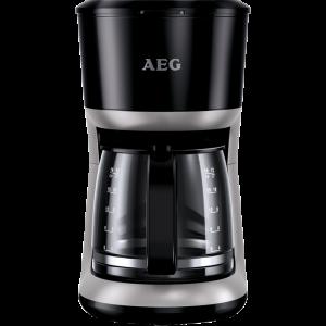 AEG Καφετιέρα Φίλτρου KF3300 Μαύρο Γκρι
