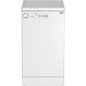 Beko Πλυντήριο Πιάτων DFS 05010 W Α+