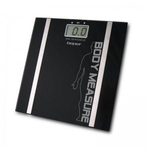 Beper 40.808Α Ηλεκτρονική Ζυγαριά-Λιπομετρητής Σώματος 150Kg Max