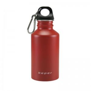 Beper C102BOT002 Ισοθερμικό Παγούρι - Θερμός από Ανοξείδωτο Ατσάλι Κόκκινο