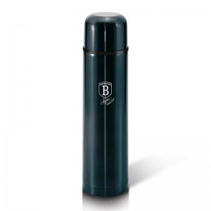 Berlinger Haus BH-6377 Θερμός Vacuum από ανοξείδωτο ατσάλι 0.75L Metallic Line Aquamarine Edition