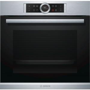 Bosch Εντοιχιζόμενος Φούρνος HBG632BS1
