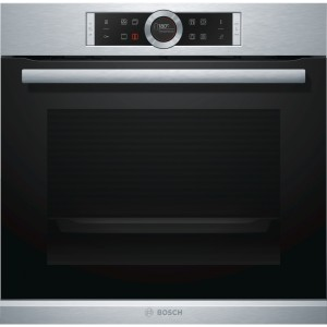 Bosch HBG655BS1 Εντοιχισμένος Φούρνος Άνω Πάγκου Inox