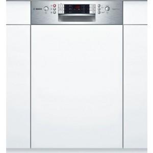 Bosch Εντοιχιζόμενο Πλυντήριο Πιάτων SPI69T75EU Inox 45cm A++