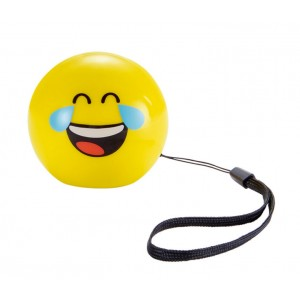 BIGBEN Φορητό ηχείο emoticons ΒΤ15SMILEYLOL, bluetooth, 3W RMS