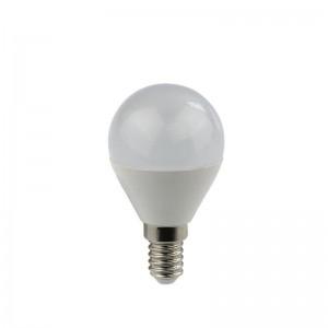 Eurolamp Λάμπα LED Σφαιρική 5W Ε14 2700K 220-240V 147-80231