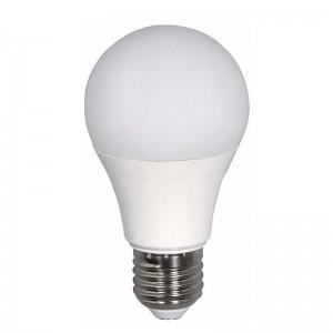 Eurolamp Λάμπα LED SMD Κοινή 6W Ε27 2700K 220-240V Dimmable 147-82170
