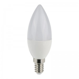 Eurolamp Λάμπα LED SMD Μinion 8W Ε14 6500K 220-240V 180-80304