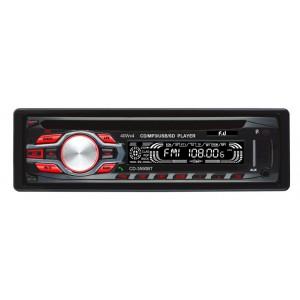 F&U CD-3590BT Ηχοσύστημα 1DIN με CD player & Bluetooth