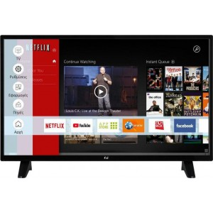 "F&U FLS32221 32"" Smart TV"