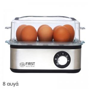 First Austria FA-5115-3 Βραστήρας αυγών για 8 αυγά 500 W