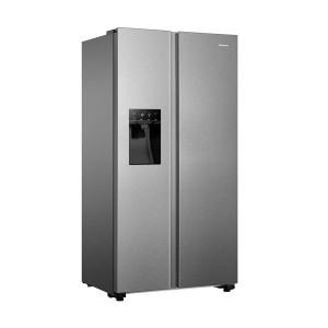 Hisense RS694N4TIE Ψυγείο Ντουλάπα