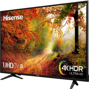 "Hisense H50A6140 50"" Τηλεόραση Smart 4K TV"