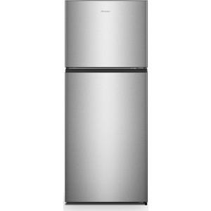 Hisense RT488N4DC2 Ψυγείο Δίπορτο NoFrost Inox A++ - έως 12 άτοκες δόσεις-