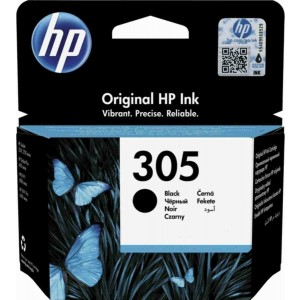HP 305 Black (3YM61AE) Μελάνι