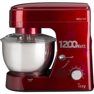 Izzy SM1688H Spicy Red Κουζινομηχανή