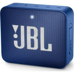 JBL GO 2 Blue Bluetooth Ηχείο