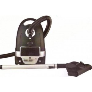 Juro-Pro Ηλεκτρική Σκούπα Black A+