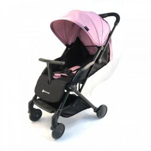 Kinderline STL-733.1-PNK Παιδικό καροτσάκι Ροζ