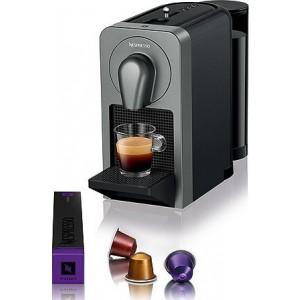 Krups Nespresso Prodigio XN410TS Electric Titan + Δώρο Κάψουλες αξίας 30 Ευρώ