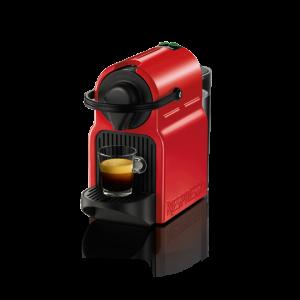 Krups Nespresso Inissia XN1005s Κόκκινη & Δώρο κουπόνι αξίας 30€ για αγορα καφε