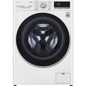 LG F2DV5S8H0E Πλυντήριο-στεγνωτήριο 8,5/5kg 1200στρ