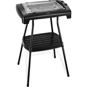 Life Barbeque Standing Grill Storage Ψησταριά 2 σε 1
