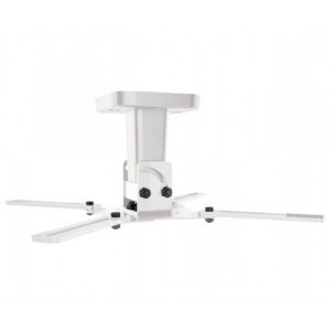 Meliconi Βάση οροφής για projector PRO 100 WHITE