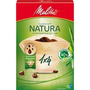 Melitta Φίλτρα Καφέ 1x4 Natura