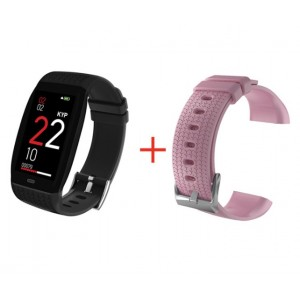 MLS Band S2 + Pink Strap