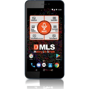"""MLS Phab 3G Blue Dual SIM 6"""""""